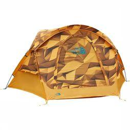 The North Face Tente Homestead Domey 3 Orange