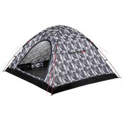 High Peak Tente Monodome Xl Gris Moyen/Assortiment Camouflage