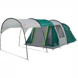 Coleman Tent Granite Peak 4 green/mid grey