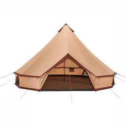 Grand Canyon Tent Indiana 5M Lichtbruin