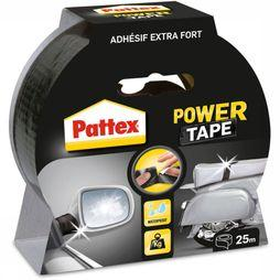 Pattex Accessory Power Tape 25 Meter black