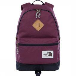 The North Face Daypack Berkeley purple/black