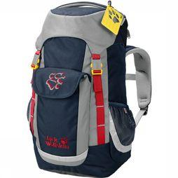 Jack Wolfskin Daypack Explorer 20L dark blue/light grey