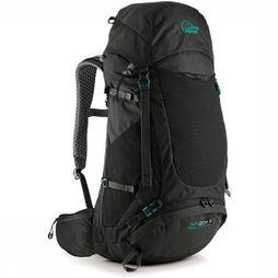 Lowe Alpine Tourpack AirZone Trek+ ND 45:55 Zwart