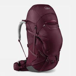 Lowe Alpine Backpack  Cerro Torre Nd 60:80 dark purple