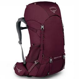 Osprey Backpack  Renn 50 Aubergine