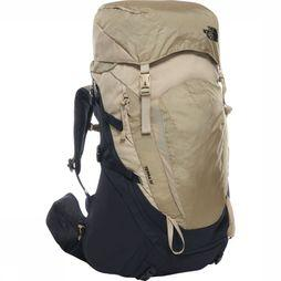The North Face Backpack  Women'S Terra 55 dark blue/sand