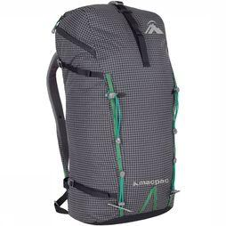 Macpac Alpinepack Pursuit NZ Alpine Team Zwart