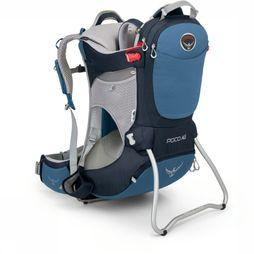 Osprey Child Carrier Poco AG mid blue/dark blue