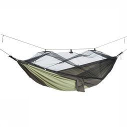 Amazonas Hammock Moskito Traveller Thermo mid grey/green
