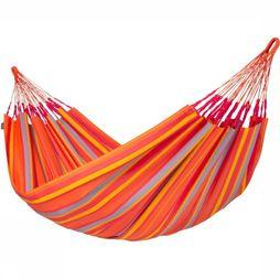 La Siesta Hamac Brisa Double Orange/Jaune