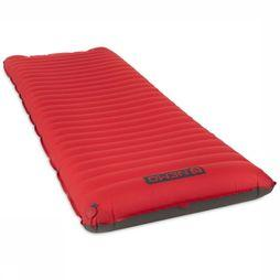 Nemo Tapis De Couchage Cosmo 3D Insulated Long Wide Rouge Foncé