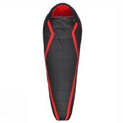 Ayacucho Sleeping Bag Ignition 1200 black/red