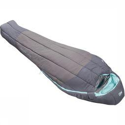 Millet Sleeping Bag Syntek 0° Dark Grey/Turquoise