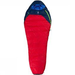 Millet Sleeping Bag Trilogy Edge Long red/dark blue