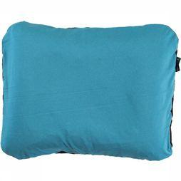 Ayacucho Pillow Travel Square Pillow blue/black
