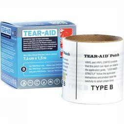 Tear-Aid Accessory Reparatiemiddel Type B Transparant Rol 1,5 Meter No Colour