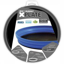 Sea To Summit Assiette X-Plate Bleu