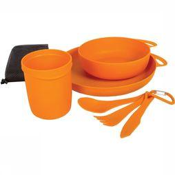 Sea To Summit Divers Delta Camp Set Orange