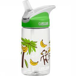 CamelBak Drink Bottle Eddy Kids 0.4L white/mid green