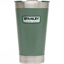 Stanley Isolation Bottle Classic Vacuum Pint light khaki