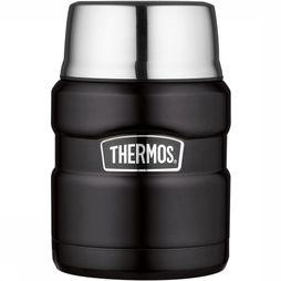 Thermos Isolation Bottle King Thermax black