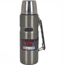 Thermos Isolation Bottle King Thermax dark grey