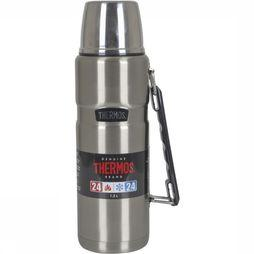 Thermos Isolation Bottle King Thermax silver