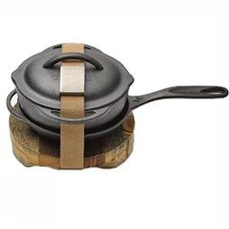 Pot Cast Iron Kit Oven 8""