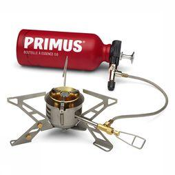 Primus Brander Omnifuel II With Bottle And Pouch Geen kleur