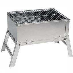 Bo-Camp Stove Bbq Compact Deluxe Rvs No Colour