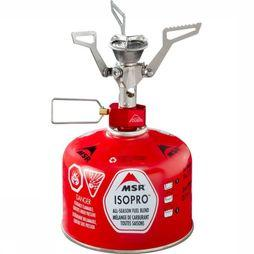 MSR Stove Pocket Rocket 2 mid red/silver