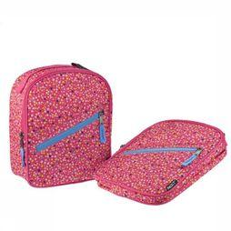 Packit Cool Bag Upright Lunch Box mid pink