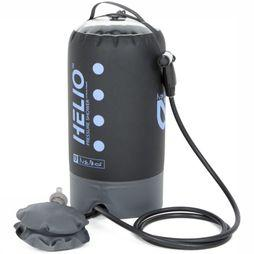 Nemo Lavatory Helio Pressure Shower black/mid blue