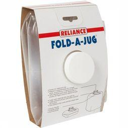 Reliance Reli Fold-A-Jug Container 4 Ltr Geen kleur