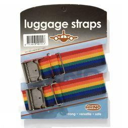 Strap Va Arno Luggage Straps 40Mm 2St 77618