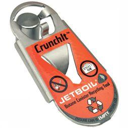 Jetboil Gas Crunchit Fuel Cannister Recycle Tool silver