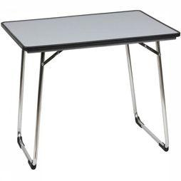 Lafuma Mobilier Table Fidji Gris Clair