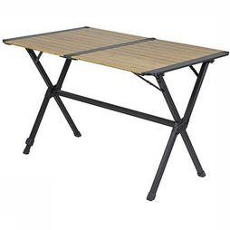 Bo-Camp Table Urban Outdoor Lamel Tafel Maryland 111X72Cm dark brown