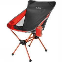 Leki Chaise Timeout Rouge/Noir