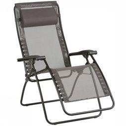 Lafuma Mobilier Relax Chair RSXA Clip dark grey