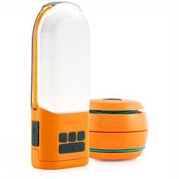 BioLite Gadget Powerlight Bundle Oranje/Wit