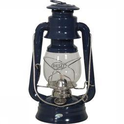 RE Dietz Gadget Olielamp Original 25,4 cm dark blue