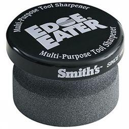Smith's Gadget Edge Eater Multi-Purpose Tool Sharpener Noir/Gris Moyen