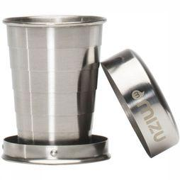 Mizu Gadget Shot Glass 2Oz 60ml silver