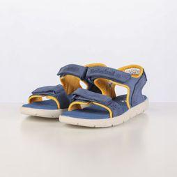 Timberland Sandal Nubble L/F 2 Strap blue/yellow