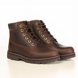 Timberland Shoe Courma Kid Mid dark brown