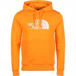 The North Face Pullover Drew Peak dark yellow