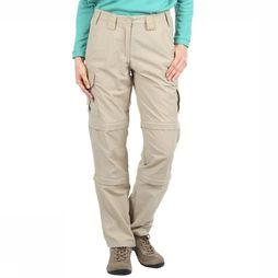 Ayacucho Pantalon Naryn II Double Zip-Off Brun Sable