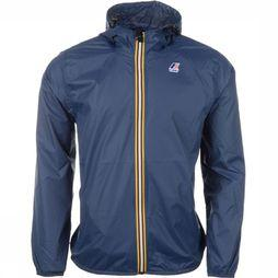 K-Way Coat Le Vrai 3,0 Claude mid blue